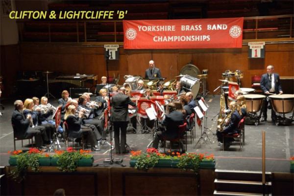 Clifton & Lightcliffe 'B' Band