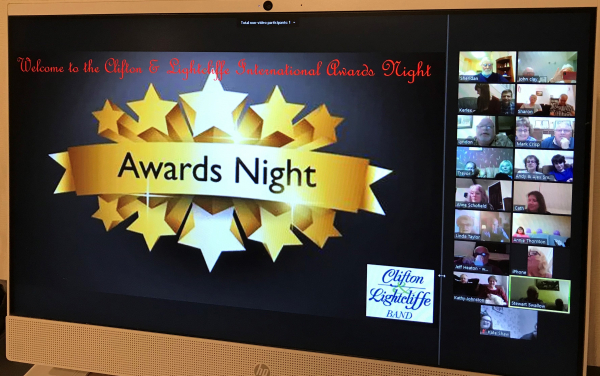 Virtual Band Awards